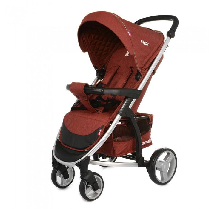 Коляска Carrello Vista CRL-8505 Deep Red