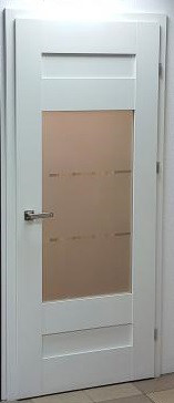 Двери Verto Полло 4.3 цвет Белый «Резист»
