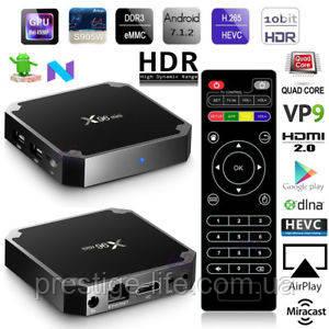 Андроид ТВ-приставка X96 mini 2G/16G android smart TV box.