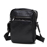 Мессенджер TIDING BAG 5005A 17х23х5 см Черный (txVpY)