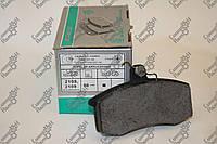 Колодки тормозные передние дисковые ВАЗ 2110-2115, 1117-1119 Калина, 2170-2172 Приора, 2190 Гранта кат№ DBB221001 пр-во: ДВВ