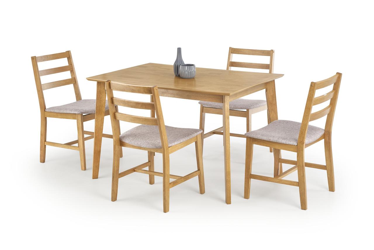 Кухонный комплект Halmar CORDOBA + 4 кресла