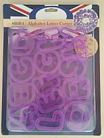 Форма для вырубки букв А69005-3 арт. 822-7-24 (30х23 см.)