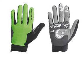 Велоперчатки NorthWave MTB Air man Grenn мужские зеленый / черный (С8912200928)
