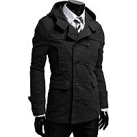 Копія Тренч пальто мужской - хлопок, фото 1
