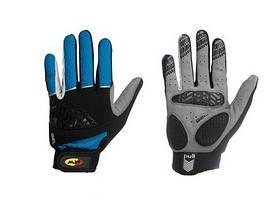 Велоперчатки NorthWave Dumper MTB gloves синий / черный
