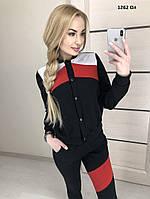 Спортивный женский костюм 1262 Ол Код:664993672