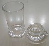 Маслёнка бутылка K-1031 арт. 822-1-29 (12х6 см.)