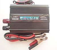 Преобразователь Инвертор с 12V на 220V (300W)