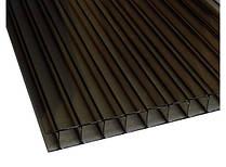 Поликарбонат ROYAL черный 6000х2100х10мм. Код УКТ ЗЕД 3920610000