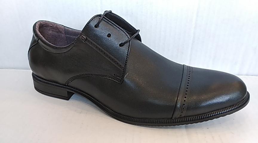 Шкіряні туфлі Strado 36901