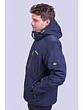 Зимова куртка чоловіча, фото 4