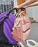 Рюкзак-органайзер для мам и родителей Machine Birds персиковый, фото 8