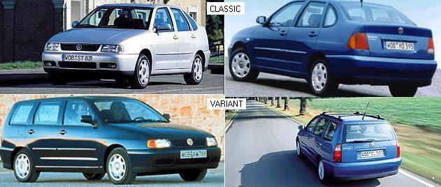 VWPOLO III 94-01 CLASSIC+VAN