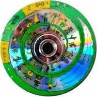 Диск DVD-R KAKTUZ 4.7GB 16x Bulk 50 /1/50/600шт.