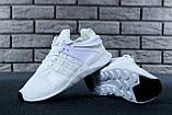 Кроссовки женские Adidas EQT Support ADV 30646 белые, фото 6