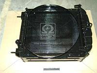 Радиатор водяного   охлаждения  ЮМЗ с двигатель Д65 (4-х рядный  ) (пр-во г.Оренбург)