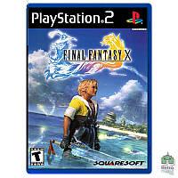 Final Fantasy 10  PS2  Б/У