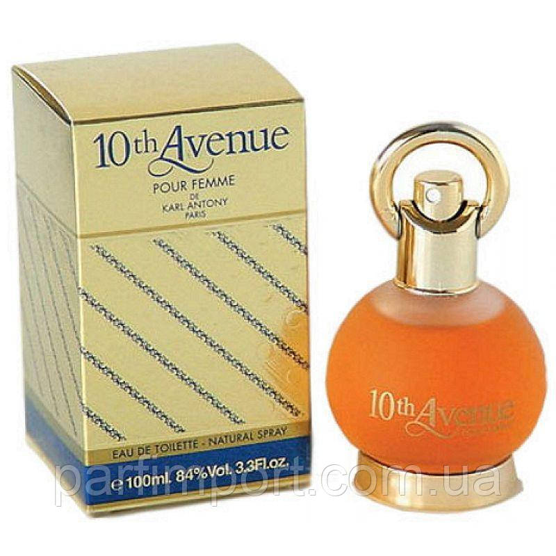 10th Avenue EDT 100 ml  туалетная вода женская (оригинал подлинник  Франция)