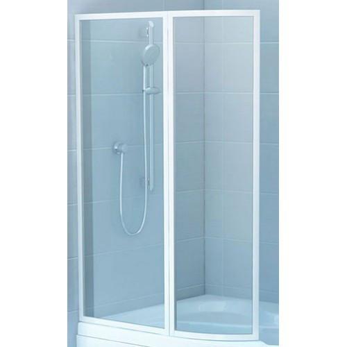 Штора для ванны RAVAK VSK2 Rosa 150 L Rain 76L8010041