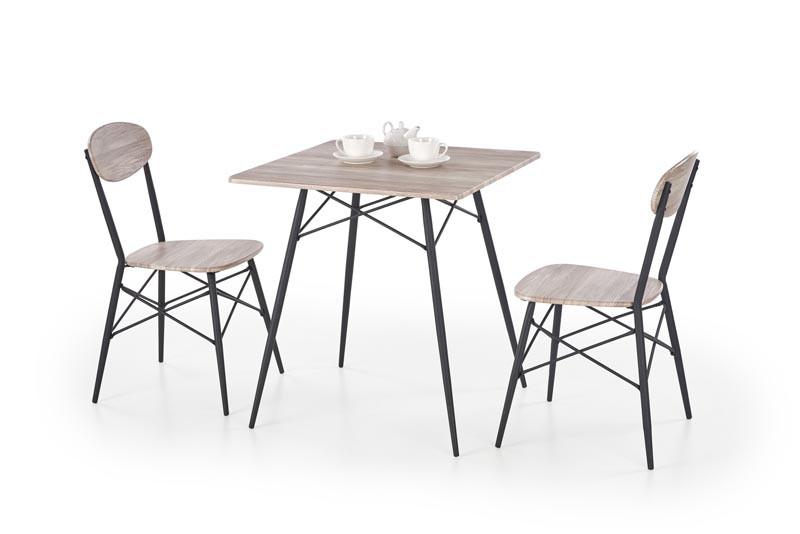 Кухонный комплект Halmar KABIR + 2 кресла
