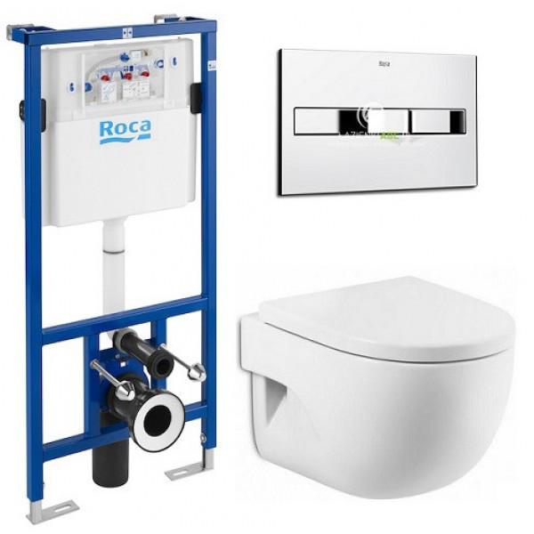 Комплект Roca MERIDIAN-N Compacto A34H248000+A890090020+A890096001
