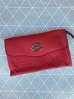 Сумка клатч Эко кожа с вышивкой, фото 1