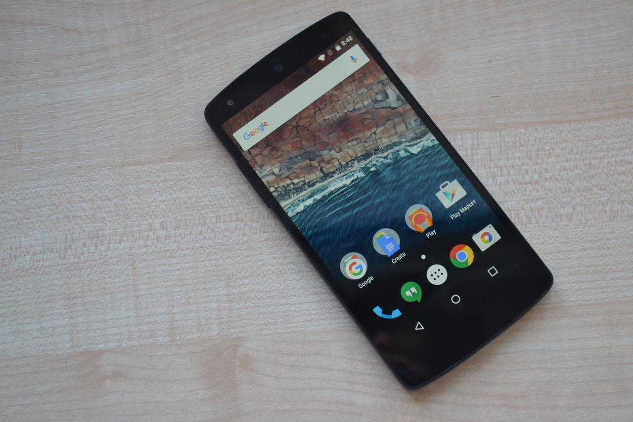 Смартфон LG Nexus 5 Black 16Gb Оригинал!