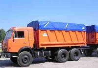 Автонакидки на зерновоз Полтава