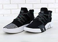 Кроссовки мужские Adidas EQT Bask ADV 30641 черные , фото 1