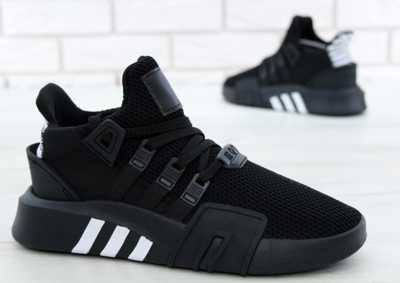 Кроссовки мужские Adidas EQT Bask ADV 30642 черные