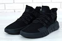 Кроссовки мужские Adidas EQT Bask ADV 30644 черные , фото 1
