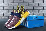 Кроссовки мужские Adidas x Pharrell Williams Human Race NMD 30658  разноцветные, фото 2