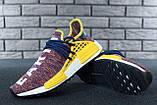 Кроссовки мужские Adidas x Pharrell Williams Human Race NMD 30658  разноцветные, фото 3