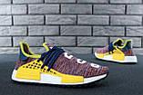Кроссовки мужские Adidas x Pharrell Williams Human Race NMD 30658  разноцветные, фото 5