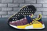 Кроссовки мужские Adidas x Pharrell Williams Human Race NMD 30658  разноцветные, фото 6