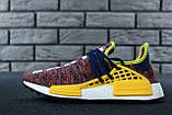 Кроссовки мужские Adidas x Pharrell Williams Human Race NMD 30658  разноцветные, фото 7