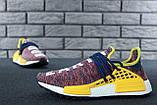 Кроссовки мужские Adidas x Pharrell Williams Human Race NMD 30658  разноцветные, фото 8