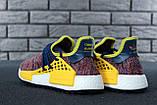 Кроссовки мужские Adidas x Pharrell Williams Human Race NMD 30658  разноцветные, фото 9