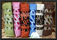 Комплект банных бамбуковых полотенец Cestepe - Lamina - 100% бамбук / махра - 70*140 - 6шт. - Турция -
