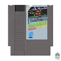 Rad Racer (Europe) NES Оригинал Б/У