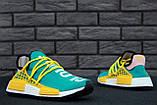 Кроссовки мужские Adidas x Pharrell Williams Human Race NMD 30665 разноцветные, фото 3