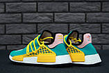 Кроссовки мужские Adidas x Pharrell Williams Human Race NMD 30665 разноцветные, фото 4