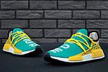 Кроссовки мужские Adidas x Pharrell Williams Human Race NMD 30665 разноцветные, фото 5