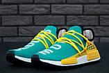 Кроссовки мужские Adidas x Pharrell Williams Human Race NMD 30665 разноцветные, фото 6