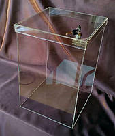 Ящик для хранения с замком 250х250х300, фото 1