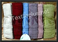 Комплект банных бамбуковых полотенец Cestepe Daisy 70*140 Турция