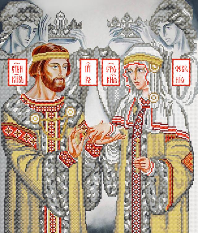 десять заповедей вышивка бисером