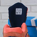 Кроссовки мужские adidas Yung-1 30728 красные, фото 2