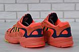 Кроссовки мужские adidas Yung-1 30728 красные, фото 8